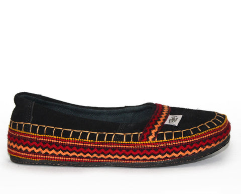 tooTOOS bLk in red chevron