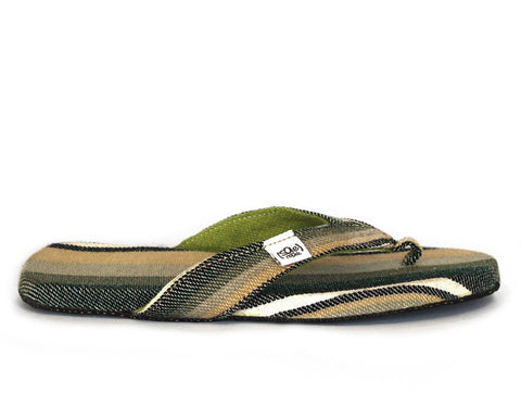 Army Green Stripes