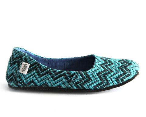 tooTOOS the WAVE in teal