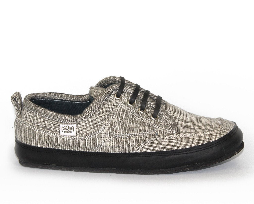 solerebels Light Grey runAROUND FREEDOM 3 Lace-Ups