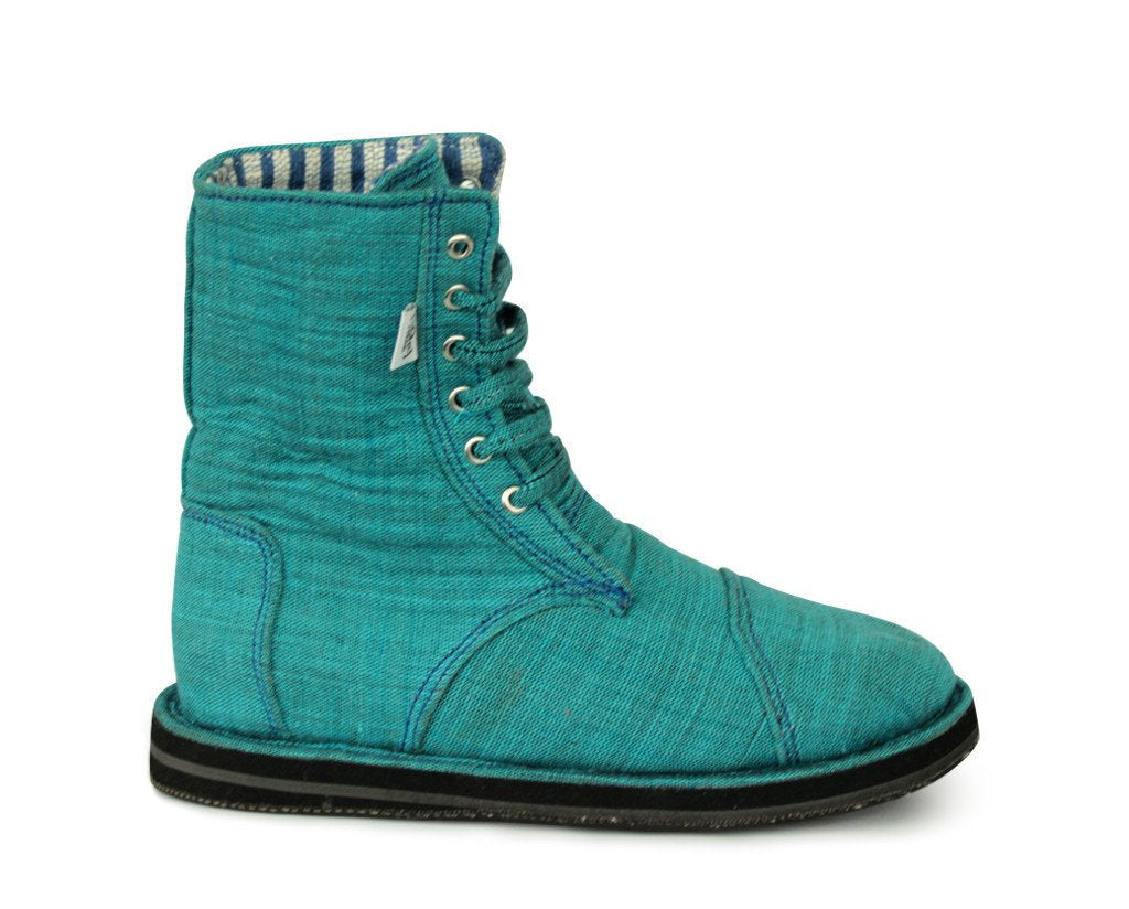 solerebels Teal xOdus ahhh mSh Lace-Ups