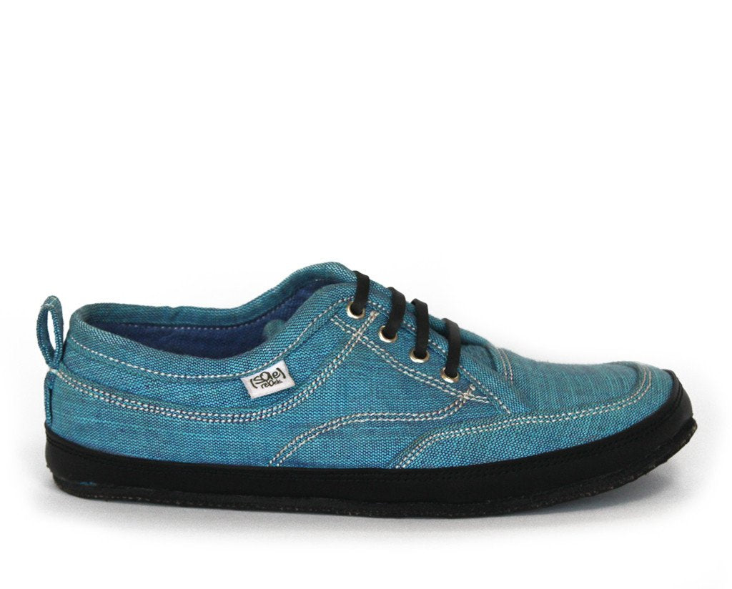 solerebels Teal runAROUND FREEDOM 3 Lace-Ups