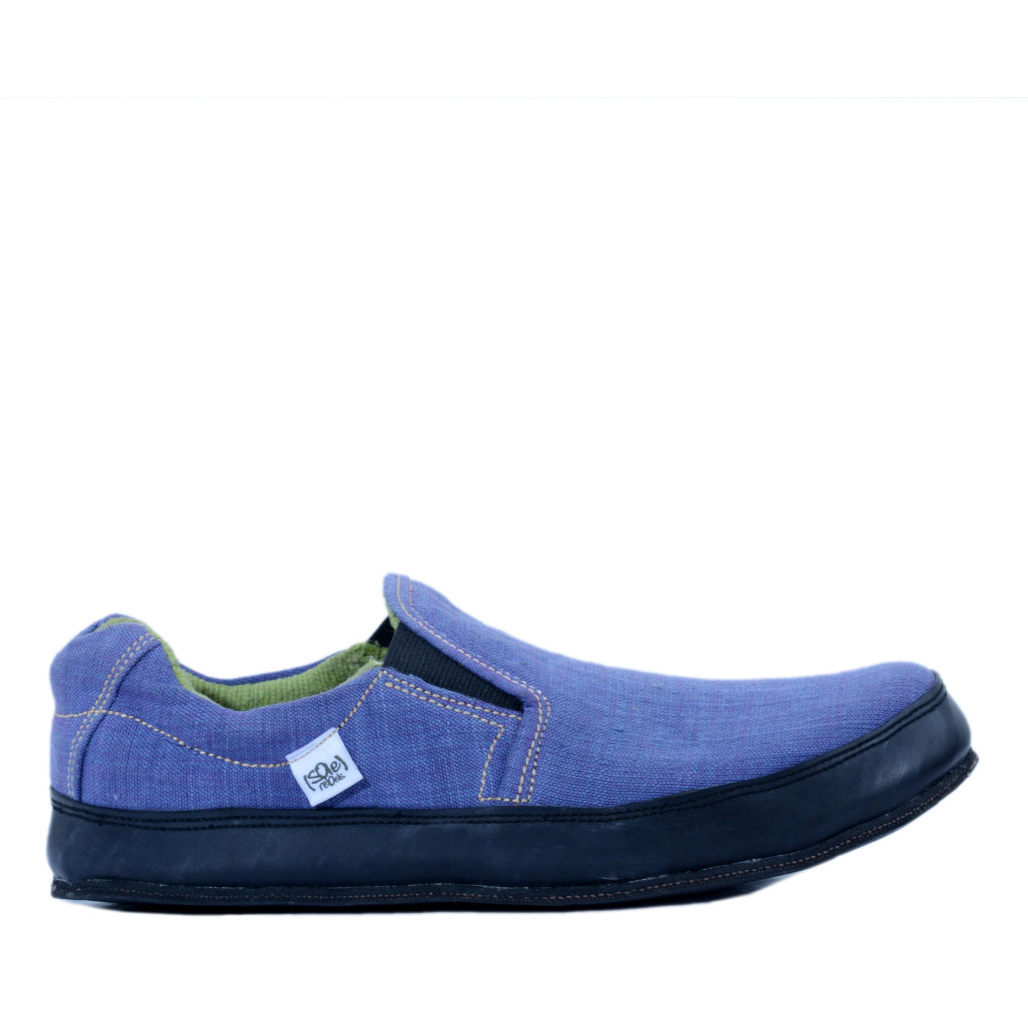 solerebels blue keepOn mSh 2 Slip-Ons
