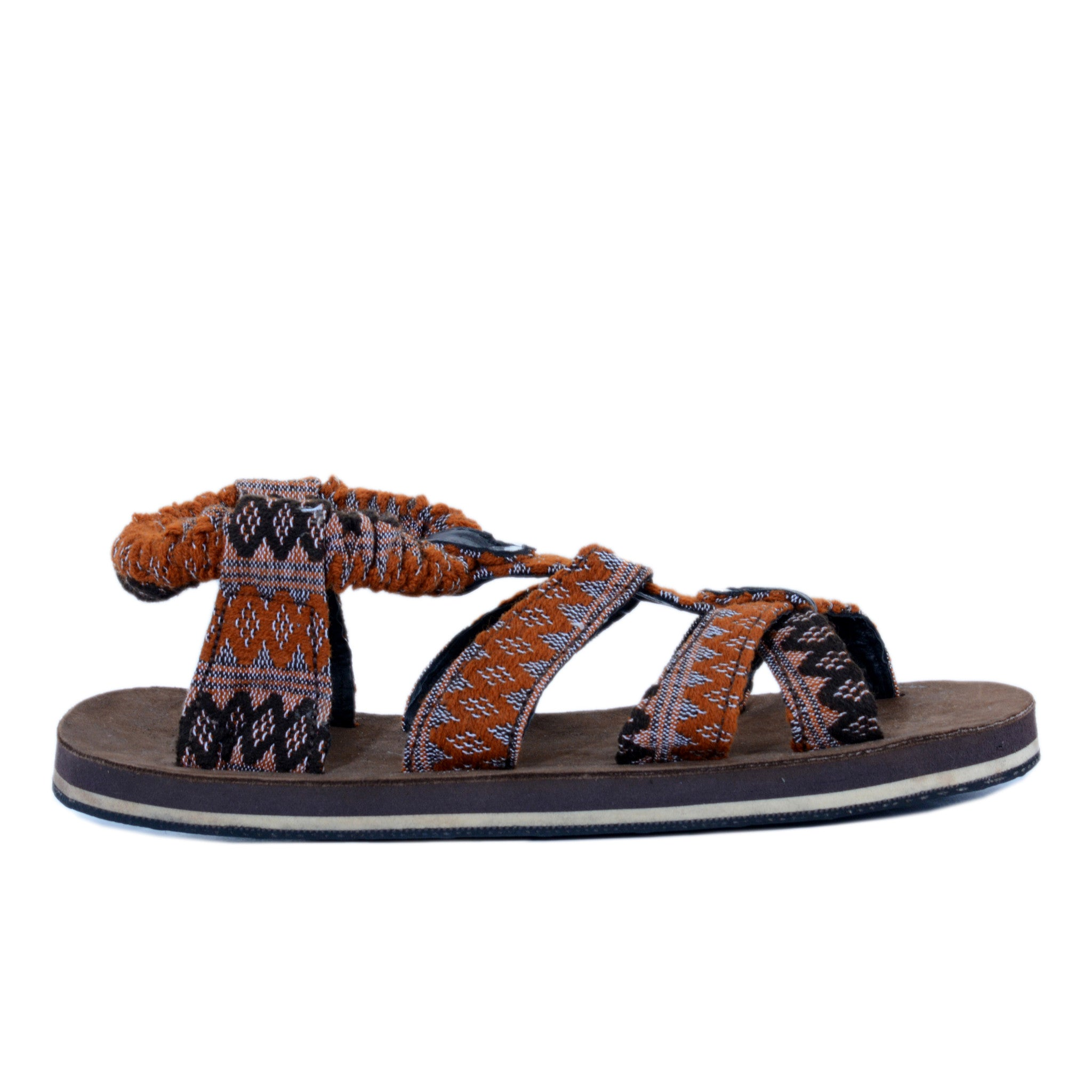 solerebels Brown loop FREEDOM wyld Sandals