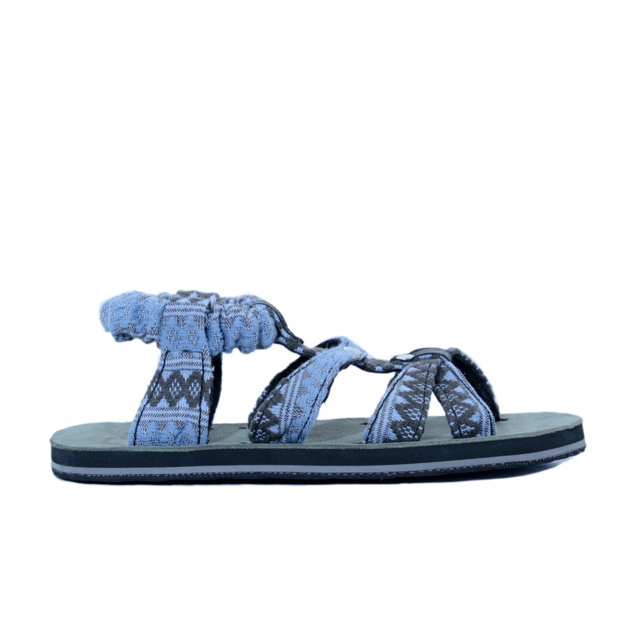solerebels Light Blue loop FREEDOM wyld Sandals