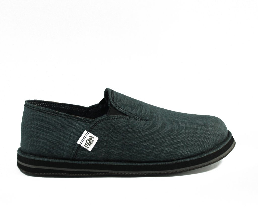 solerebels Charcoal Grey pureMAGIC mSh Slip-Ons