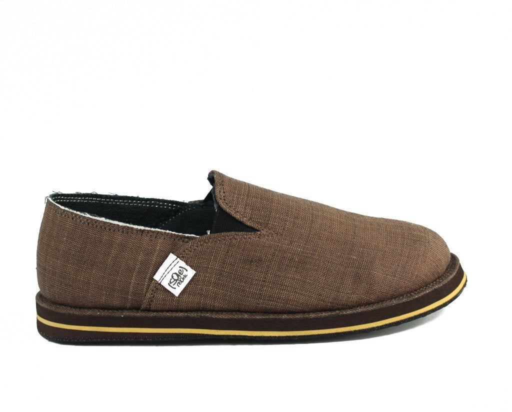 solerebels Chestnut Brown pureMAGIC mSh Slip-Ons