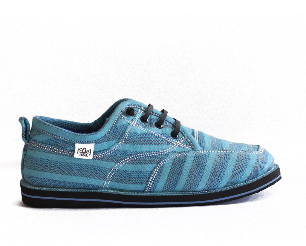 solerebels Blue runAROUND freedom 5 msh Lace-Ups