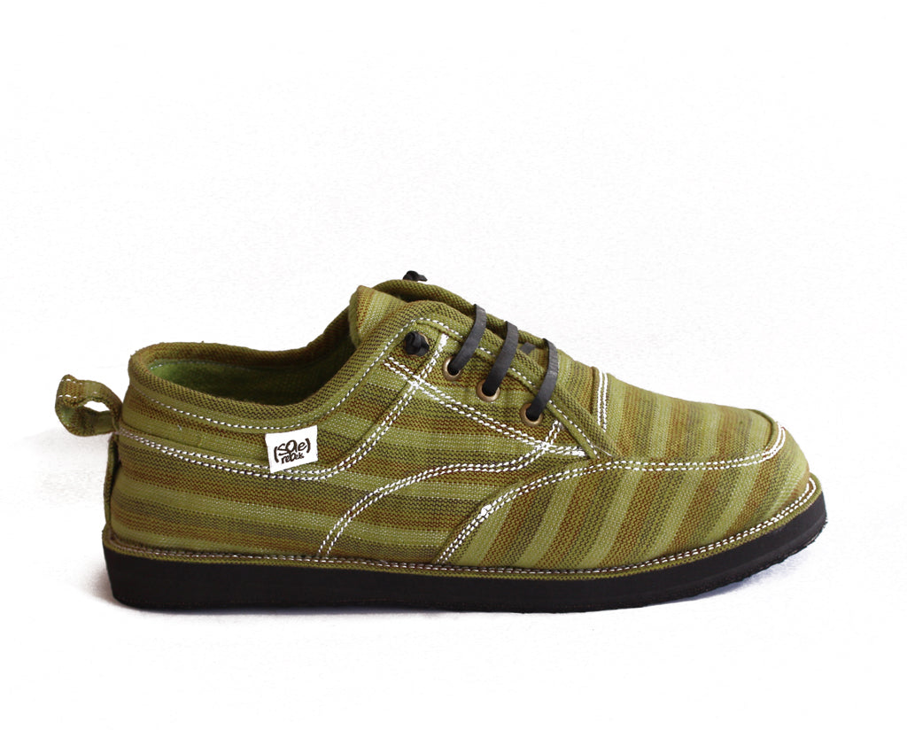 solerebels Green runAROUND freedom 5 msh Lace-Ups