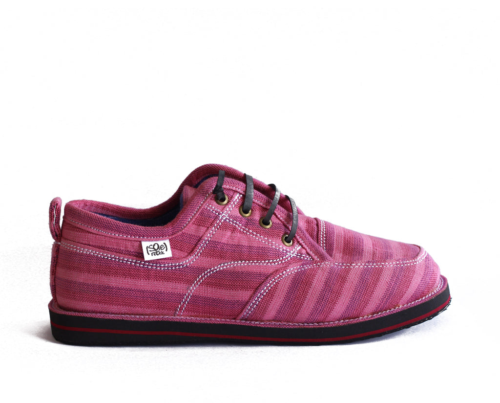 solerebels Pink runAROUND freedom 5 msh Lace-Ups