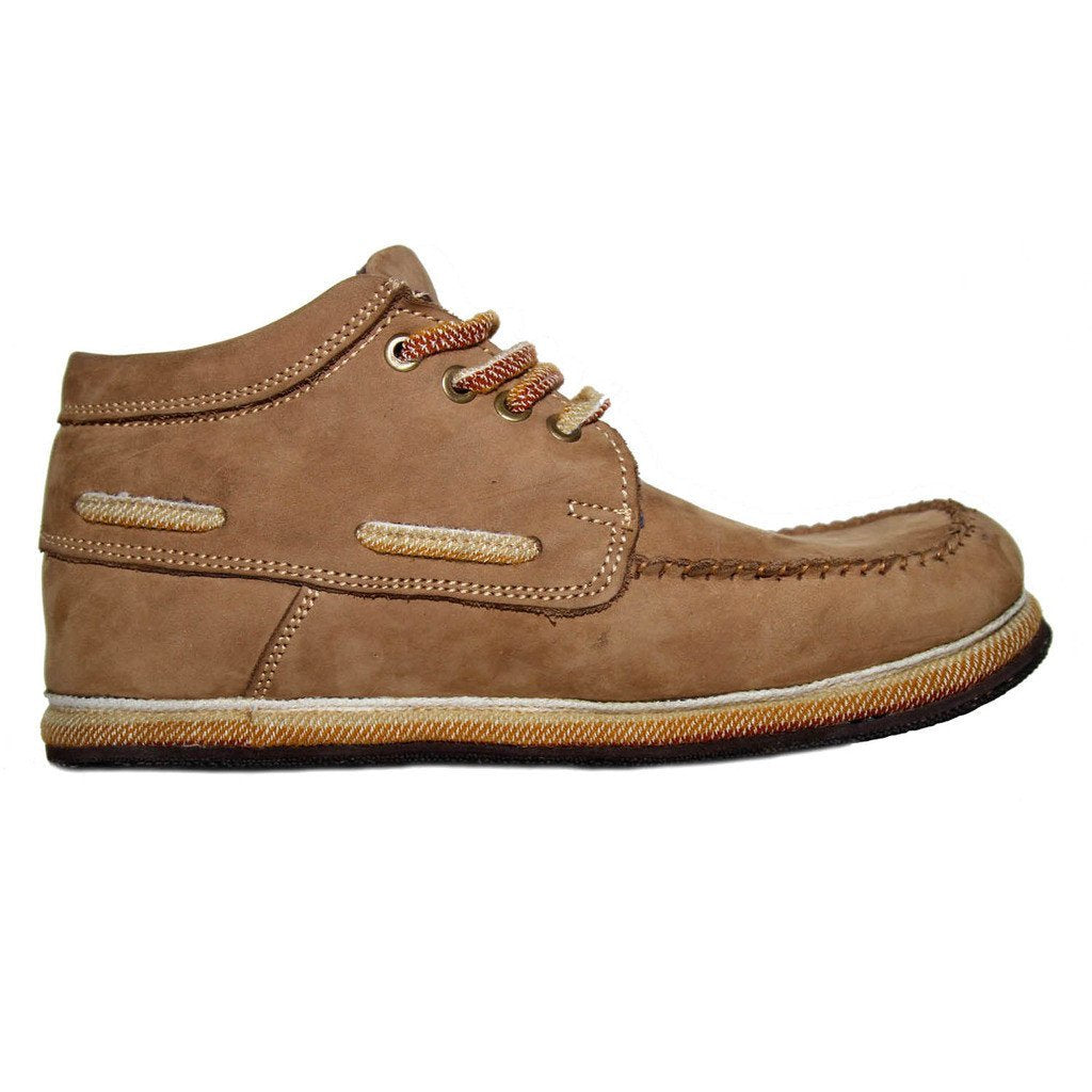 solerebels Brown stepUP Ed. 2 Lace-Ups