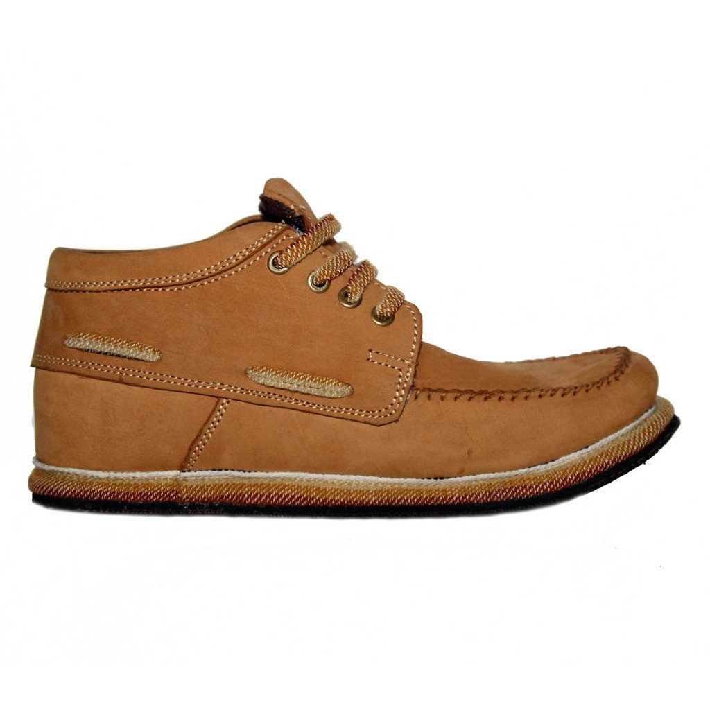 solerebels Tan stepUP Ed. 2 Lace-Ups