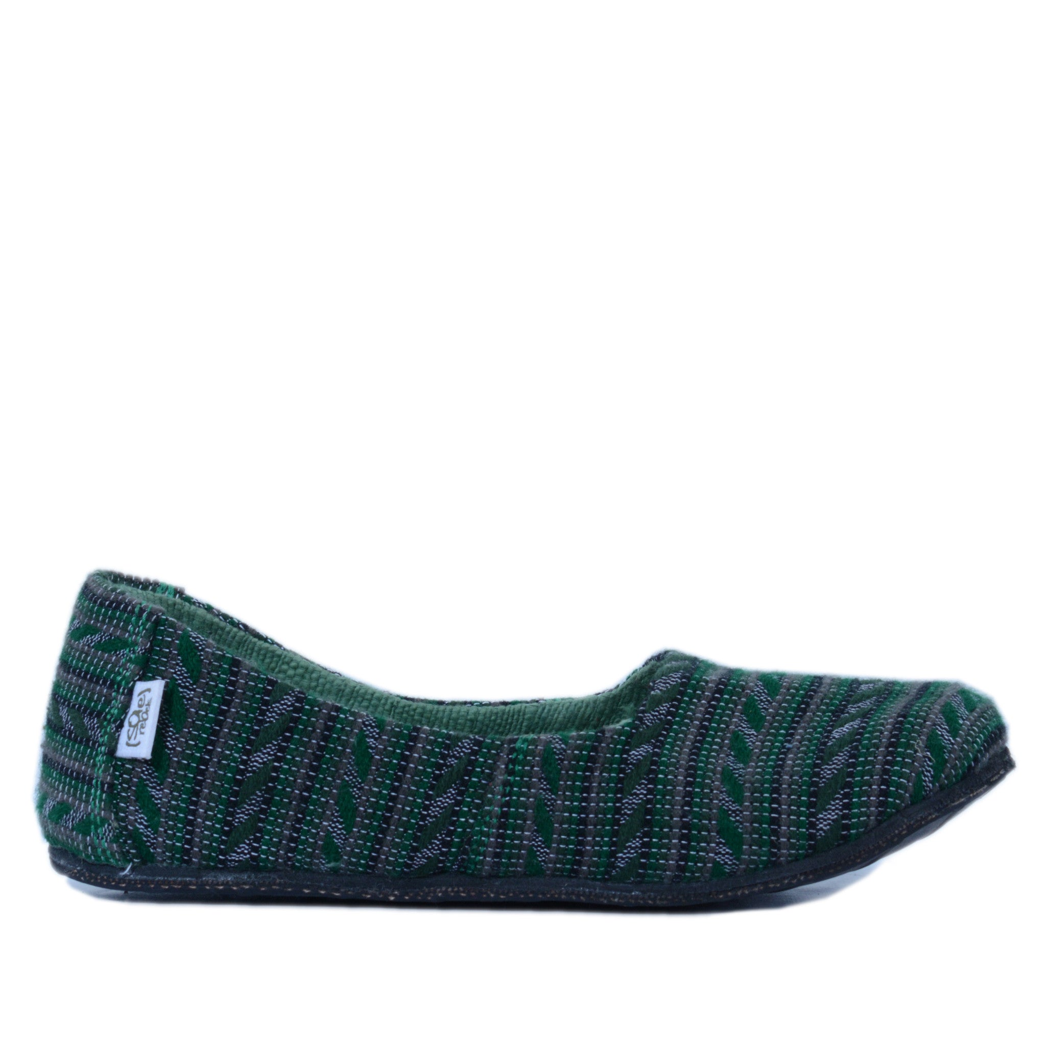 solerebels Forest Green tooTOOS TALENT tooTOOs
