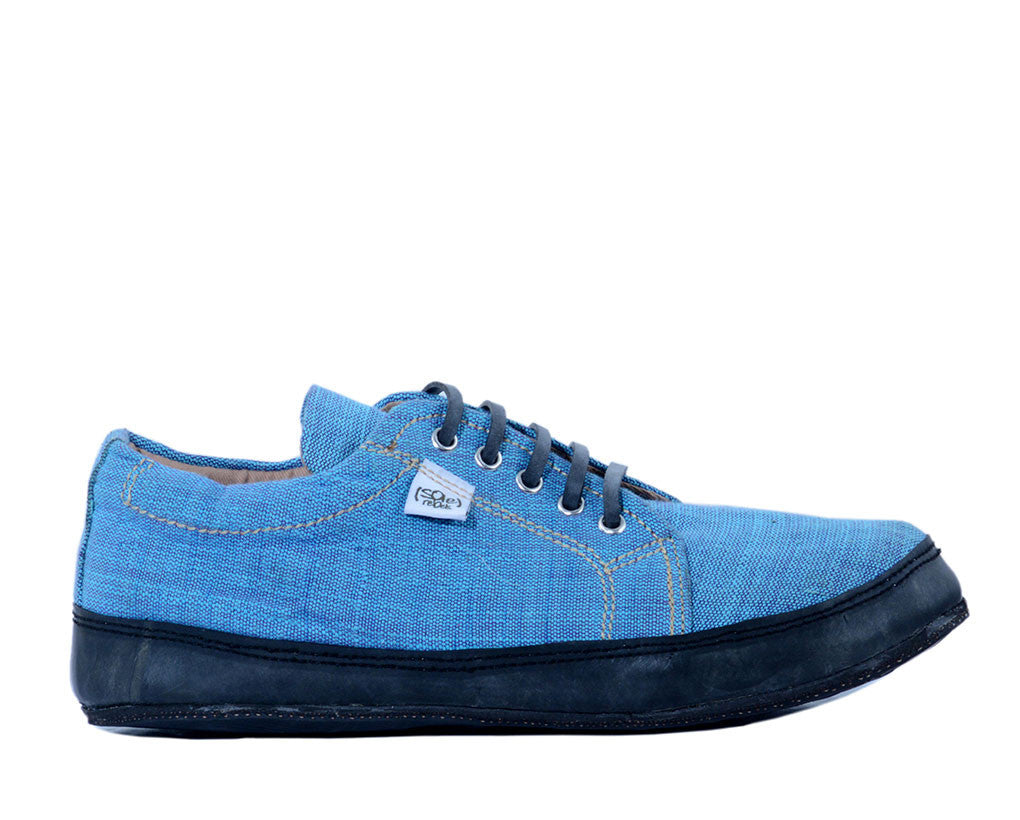 solerebels Blue urban runner mSh 2 Lace-Ups