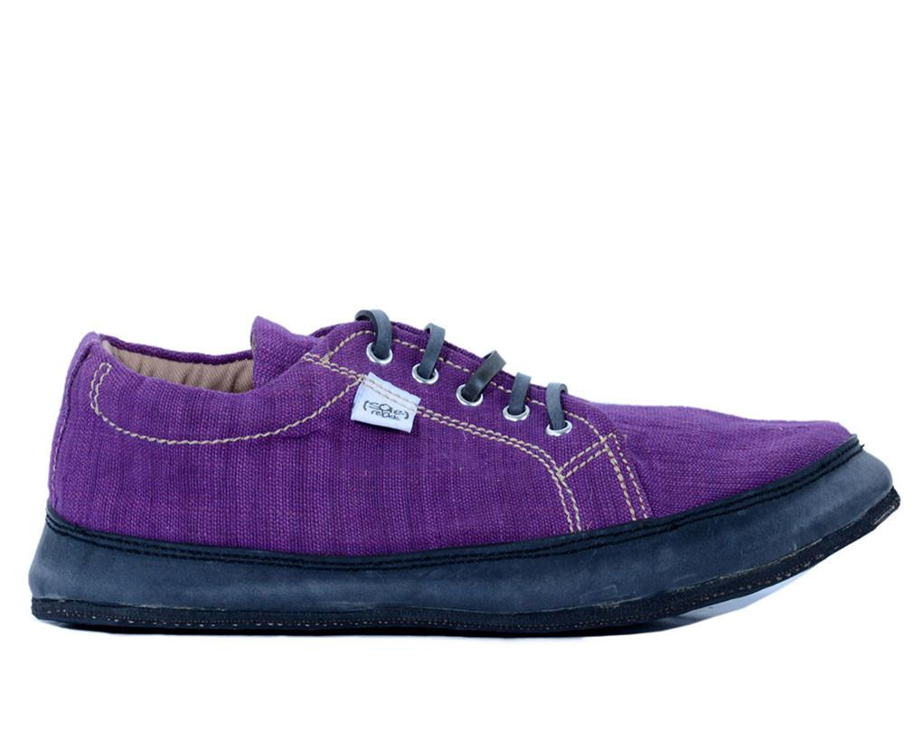 solerebels Bright Purple urban runner mSh 2 Lace-Ups