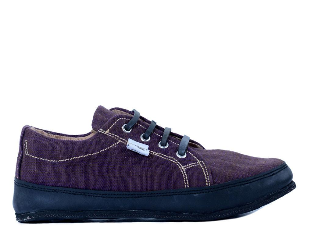 solerebels Purple urban runner mSh 2 Lace-Ups