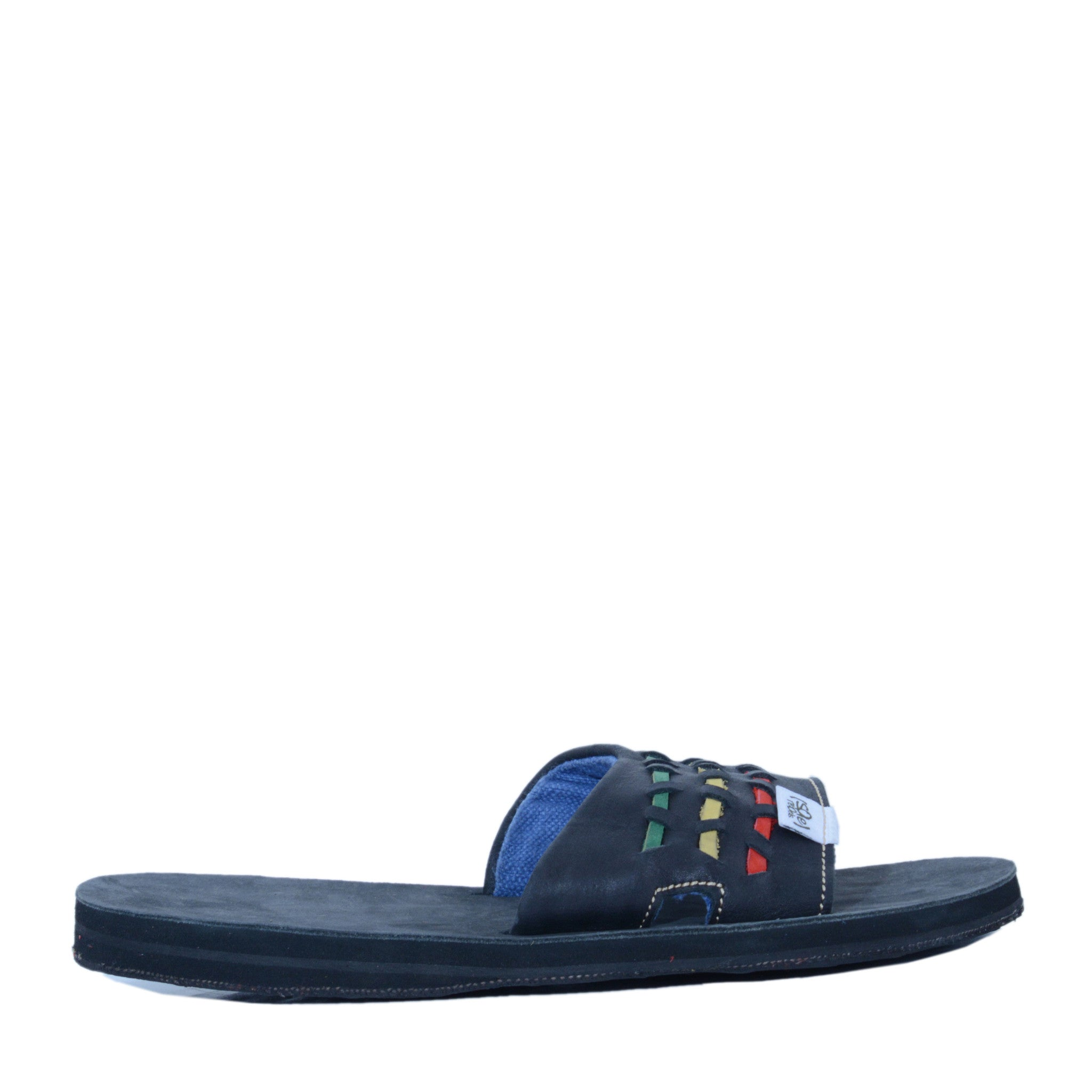solerebels Navy zuck it RCT 2 Sandals