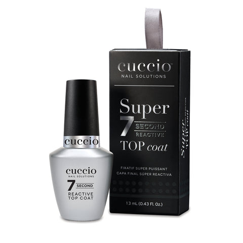 7 SECOND TOP COAT