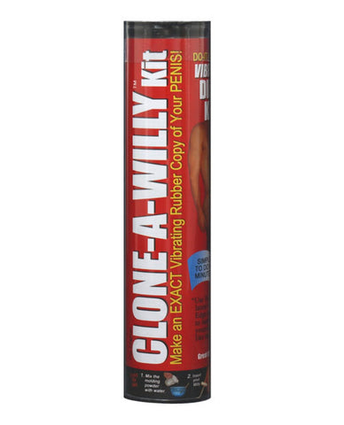 Clone-A-Willy Kit Vibrating - Light Skin Tone