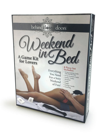 Behind Closed Doors - Weekend in Bed