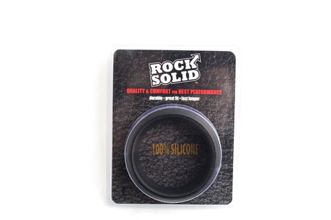 Rock Solid Silicone Ring 2 Inches
