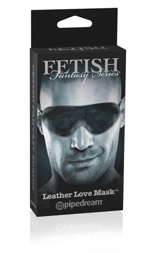 Fetish Fantasy Series Limited Edition Leather Love Mask