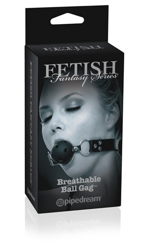 Fetish Fantasy Limited Edition Breathable Ball Gag
