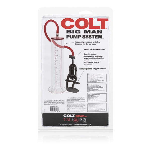 Colt Big Man Pump System