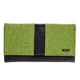 GRAZIA - Womens' Wallet Grass-Green