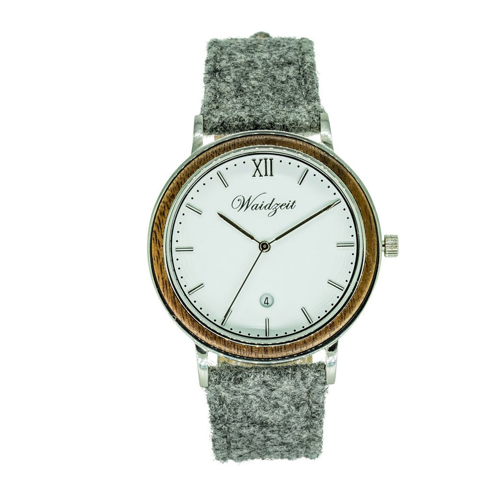 Alpine Winter time with leather strap