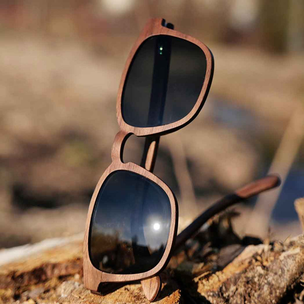 Forest View Sunglasses Walnut