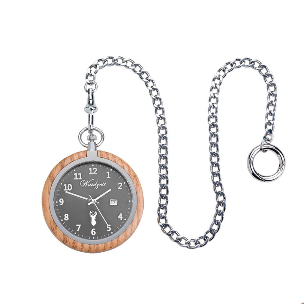 Oak Timeless Pocket Watch