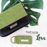 GRAZIA Medium - Womens' Wallet Grass-Green