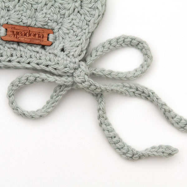 Meadoria Winter Bonnet Finsley Light Gray
