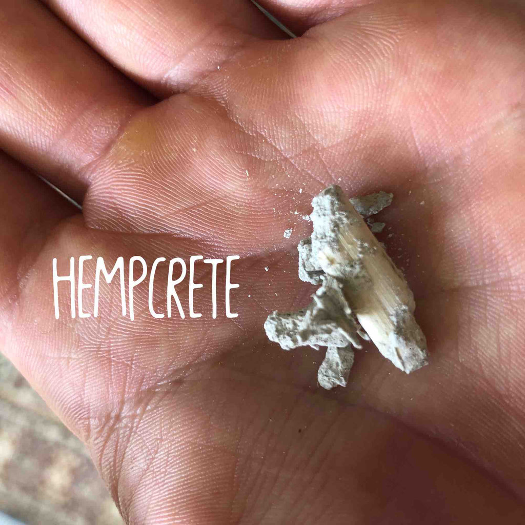 Hemcrete. A material for the future of a safe, healthier home environment and planet