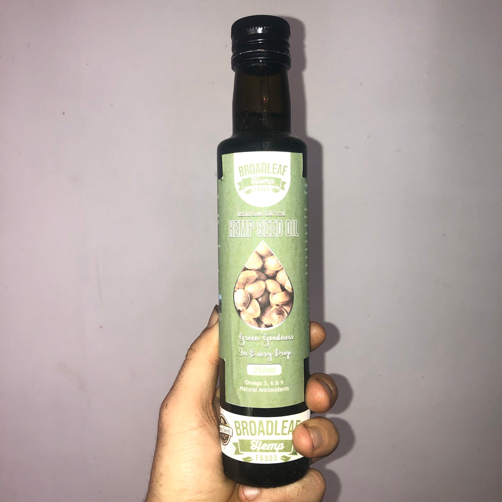 Australian Hemp Oil 500ml