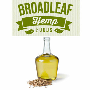 Australian Hemp Oil 250ml - Broadleaf Hemp