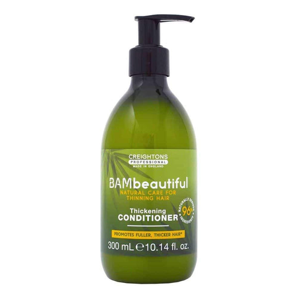 Styling - Bambeautiful Hair Thickening Conditioner 300ml, how to thicken hair, hair thickening products that actually work, hair thickening products