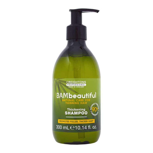 Styling - Bambeautiful Hair Thickening Shampoo 300ml, best hair thickening shampoo, how to thicken hair, hair thickening products that actually work, hair thickening products, hair thickening shampoo