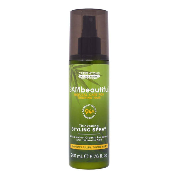 BAMbeautiful Hair Thickening Styling Spray 200ml - Bambeautiful