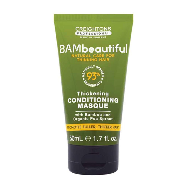 Styling - Bambeautiful The Perfect Start Set, how to thicken hair, hair thickening products that actually work, hair thickening products