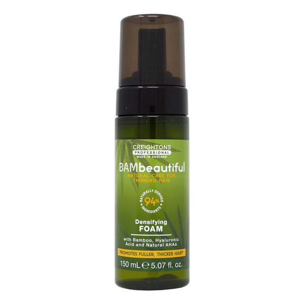 BAMbeautiful Densifying Foam 150ml - Bambeautiful