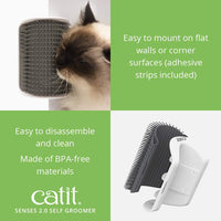 Catit Senses 2.0 Self Groomer Cat Toy