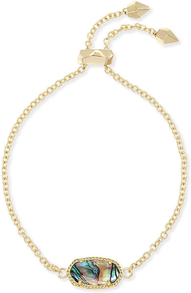 Kendra Scott Elaina Adjustable Chain Bracelet for Women, Fashion Jewelry, Gold-Plated - CatsInHeart