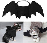 iClosam Bat Wings for Cat Halloween Costumes Cosplay Wings Cute Puppy Cat Dress Up Accessories Pet Costume