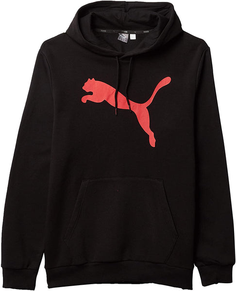 PUMA Men's Essentials Big Cat Fleece Hoodie - CatsInHeart