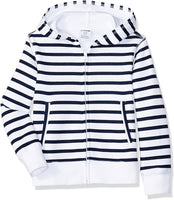 Amazon Brand - Spotted Zebra Girls Fleece Zip-Up Sweatshirt Hoodies - CatsInHeart
