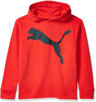 PUMA Boys' Big Cat Fleece Hoodie - CatsInHeart