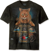 The Mountain Men's The Reader T-Shirt - CatsInHeart