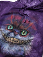 The Mountain Men's Big Face Cheshire Cat Hoodie - CatsInHeart
